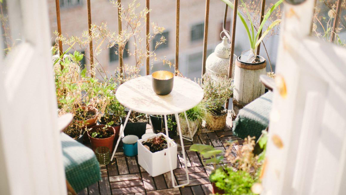 Tips para decorar tu terraza