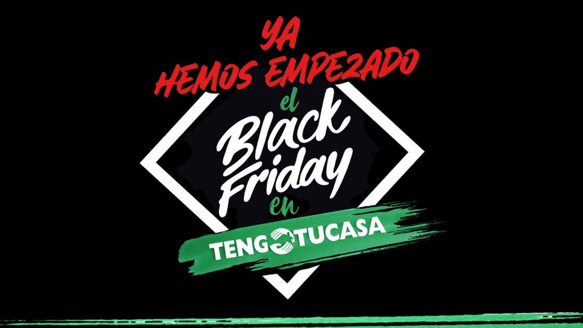 ¡Bienvenido el BLACK FRIDAY!