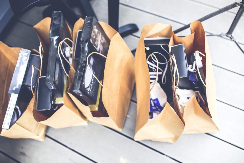 La locura de las compras del Black Friday