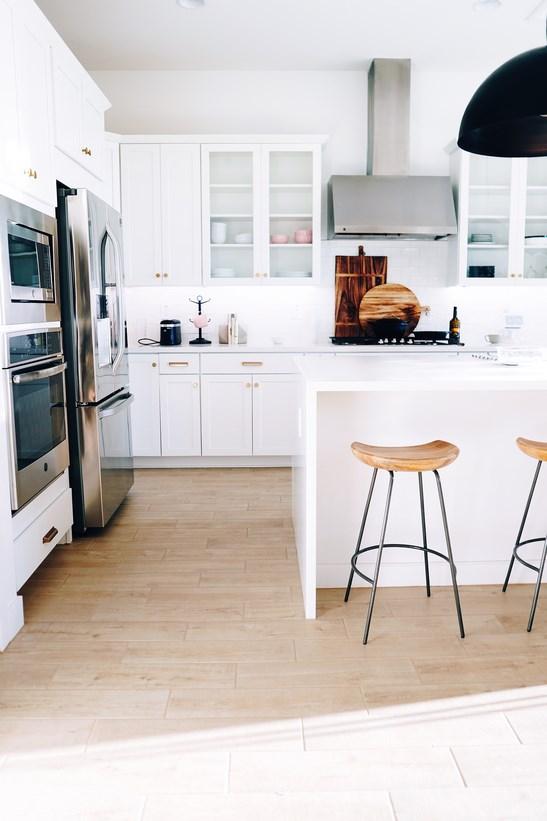 Encender todos los electrodomésticos ayudara a saber si tienes potencia de más.