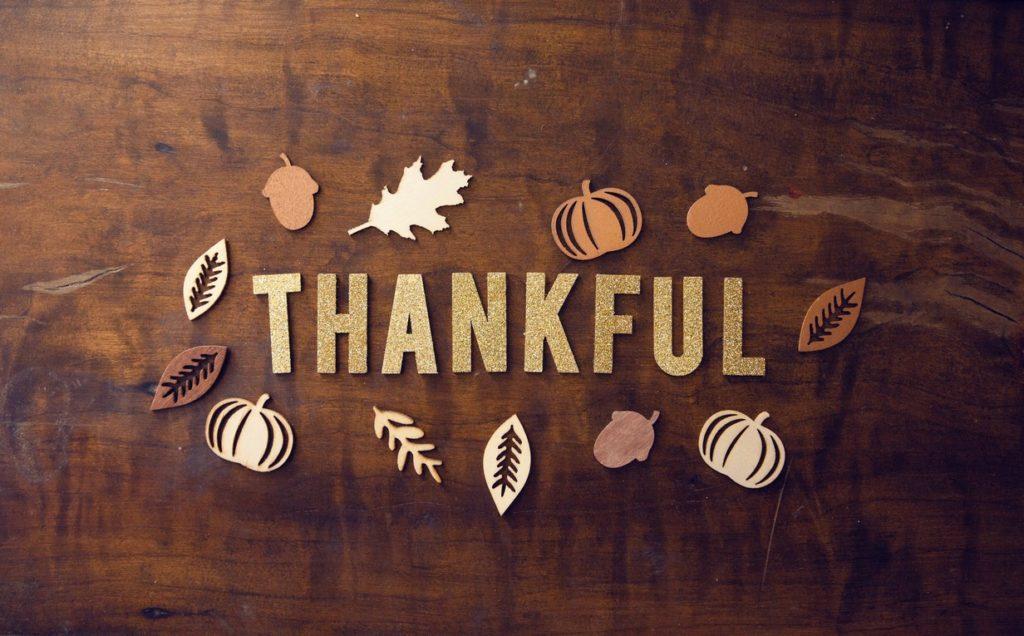 Acción de Gracias se celebra en los Estados Unidos principalmente, y también en Canadá.
