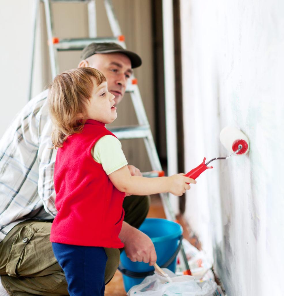 A los niños les encanta hacer planes y ayudar.