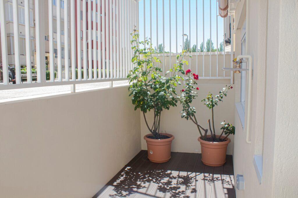 Ahora cobra más valor una terraza o balcón donde nos de la luz natural