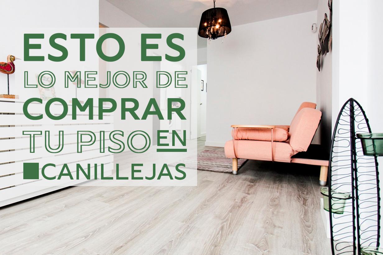 comprar piso en Canillejas