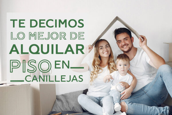 Alquilar piso en Canillejas
