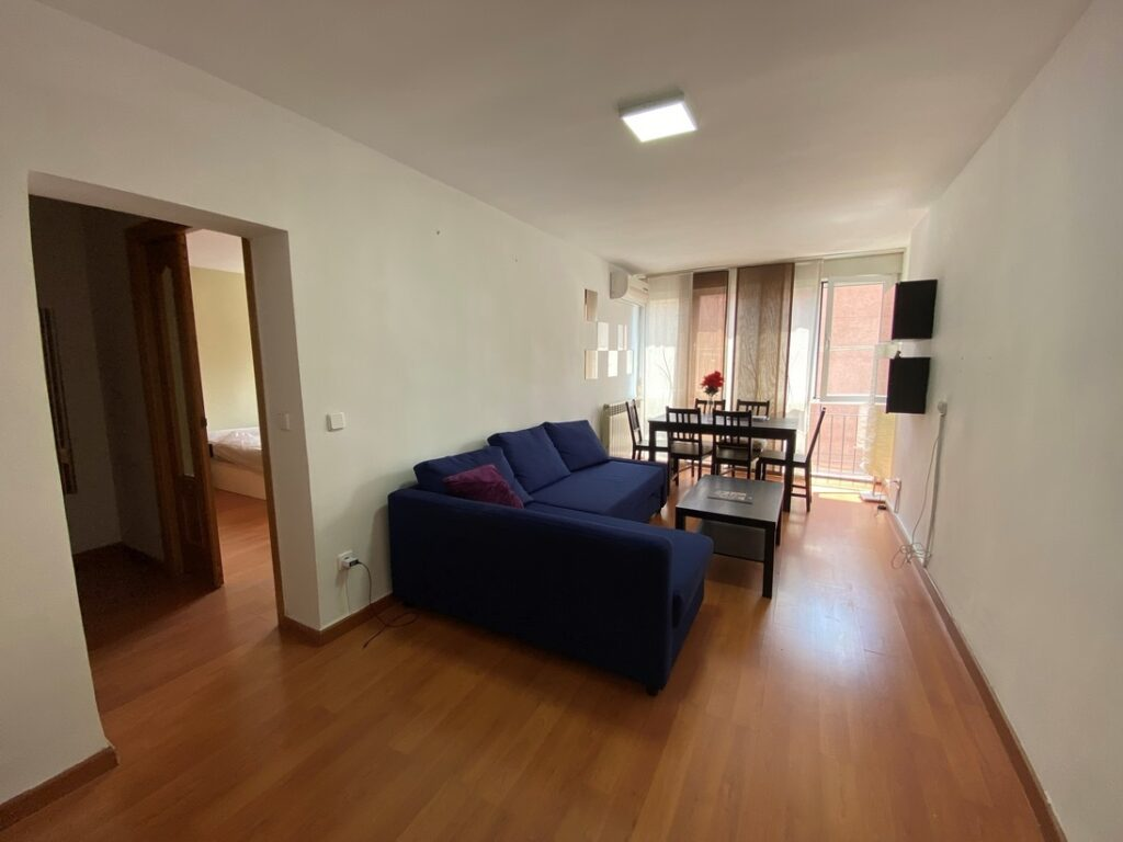 alquilar piso en La Elipa