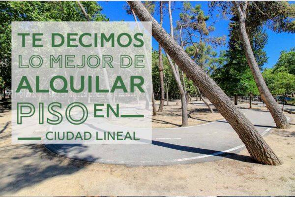Alquilar piso en Ciudad Lineal