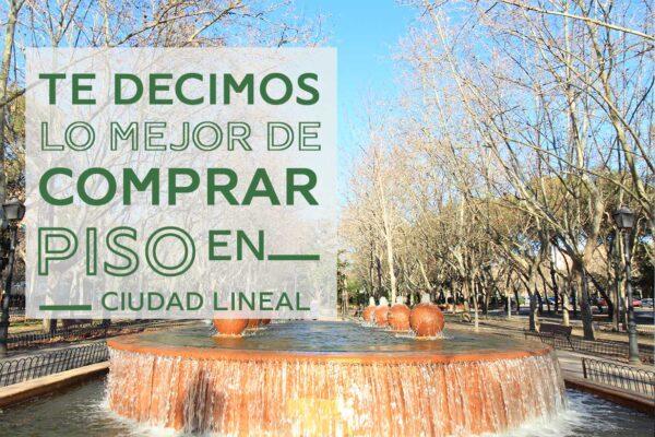 Comprar piso en Ciudad Lineal