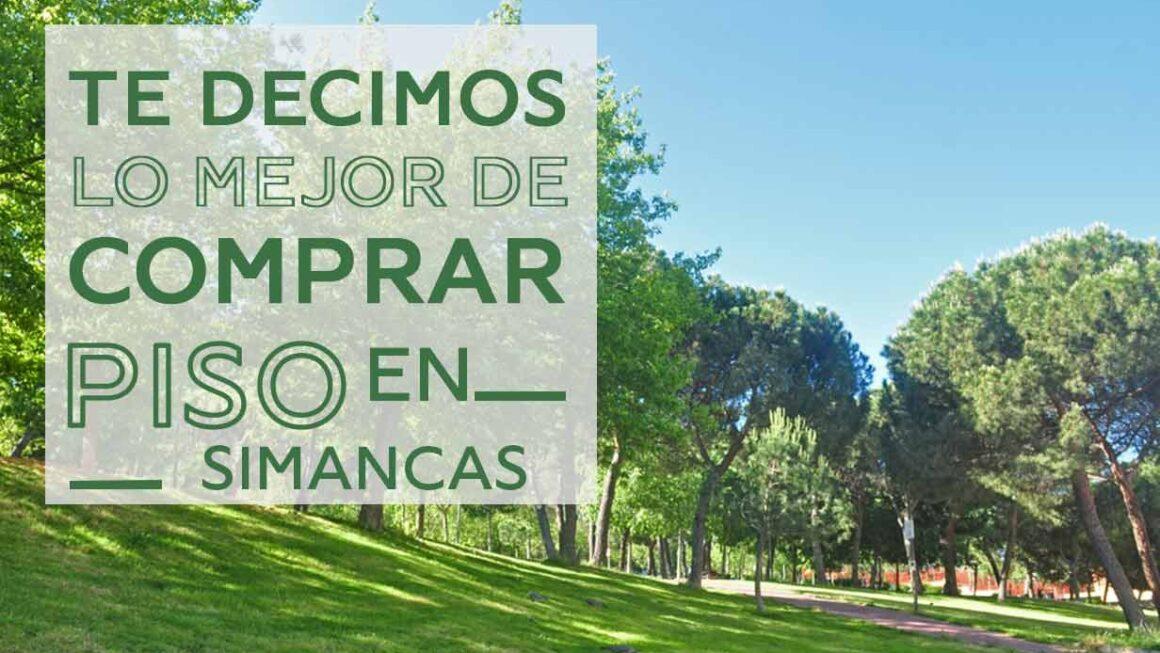 Comprar piso en Simancas